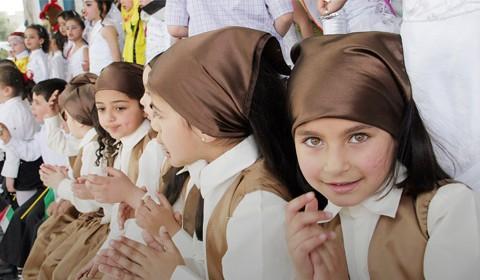 Zakat – mat til Gazas skolebarn
