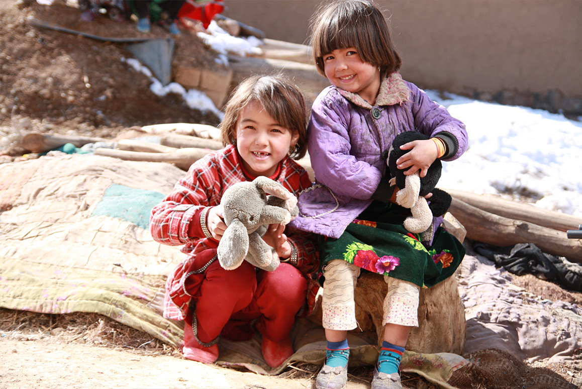 orphan afghanistan